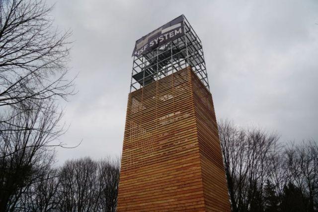 Vyhliadková veža Dubeň